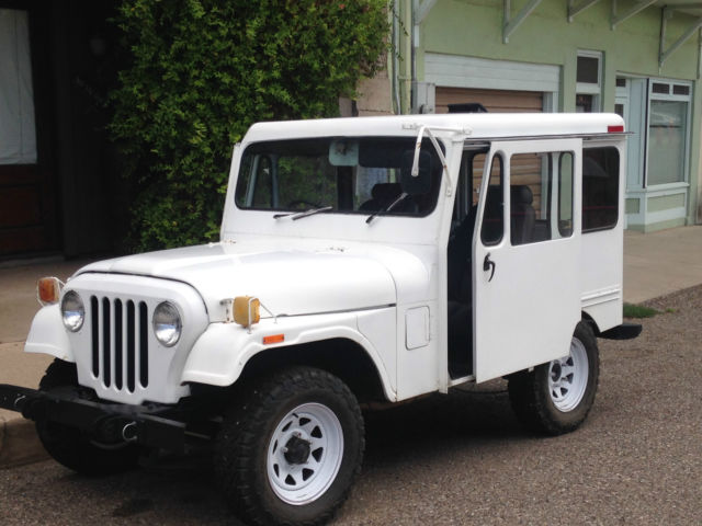 1975 Jeep DJ5 D Postal Delivery Right Hand Drive