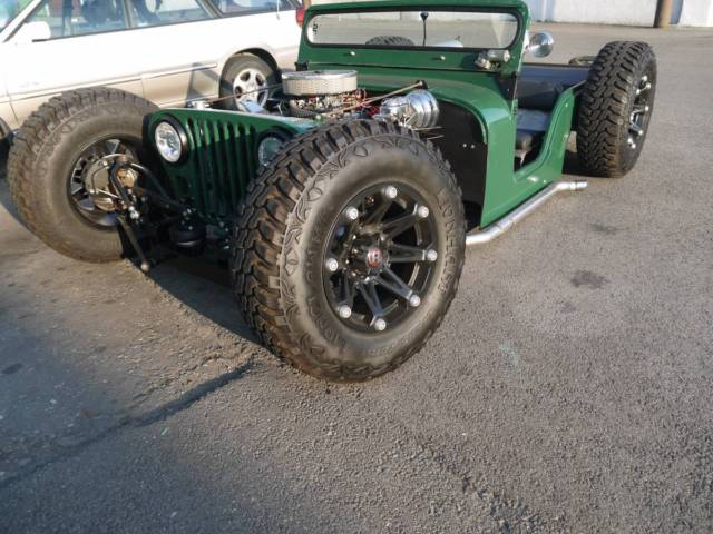 1975 Willys Jeep