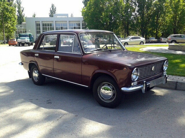 1975 Other Makes Vaz 2101  (Lada 2101)