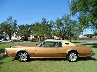 1975 Lincoln Continental Mark