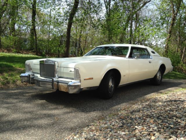 1975 Lincoln Continental mark lV