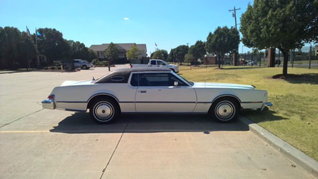 1975 Lincoln Mark Series Mark IV