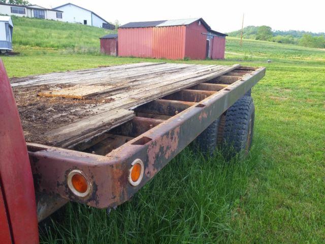 1975 Loadstar 1600 International Dump Truck For Sale