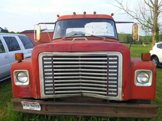 1975 Loadstar 1600 International Dump Truck for sale