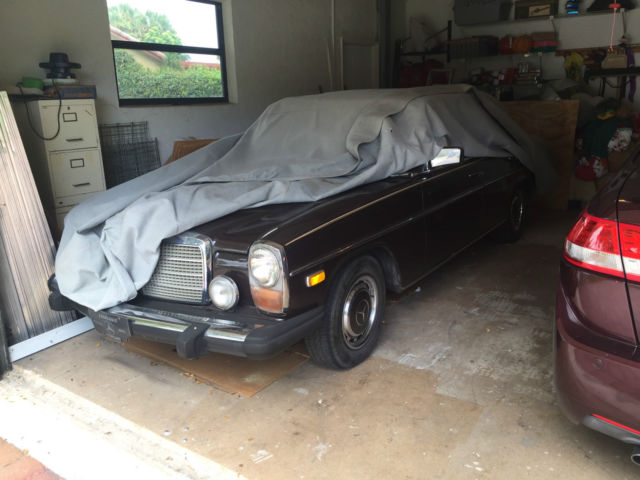 1975 Mercedes-Benz 300-Series