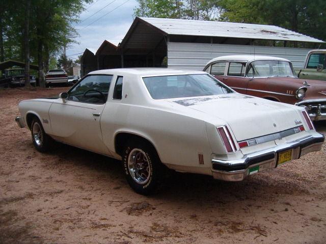 1975 oldsmobile cutlass salon 442 hurst factory 455 posi for 1975 olds cutlass salon