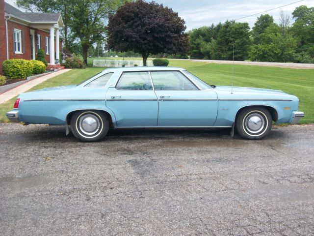 1975 Oldsmobile Eighty-Eight Royale