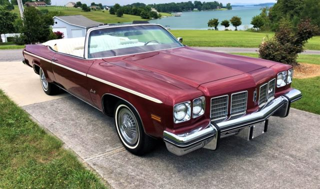 1975 Oldsmobile Eighty-Eight Delta 88 Royale Convertible