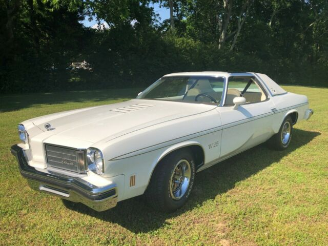 1975 Oldsmobile Hurst/Olds W25 - All Original