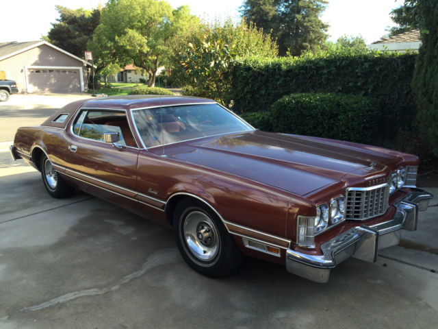 1975 One Owner Ford Thunderbird Fair Condition For Sale