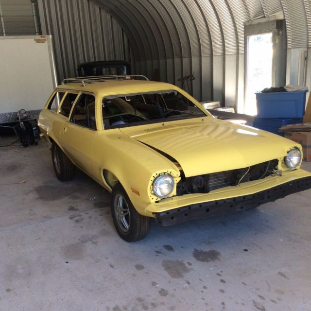 1975 Ford Pinto Wagon Classic Collector