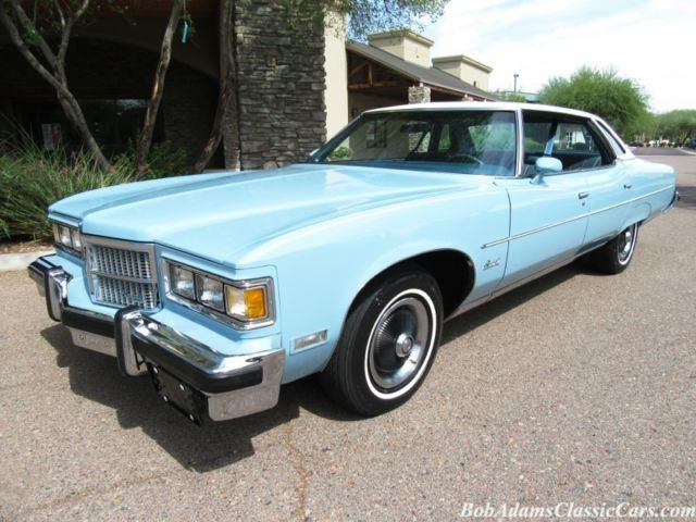 1975 Pontiac Bonneville All Original - Mint!!