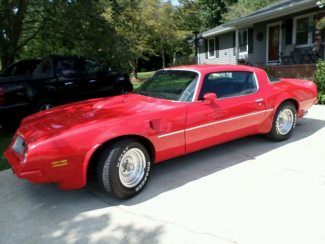1975 Pontiac Firebird Trans Am