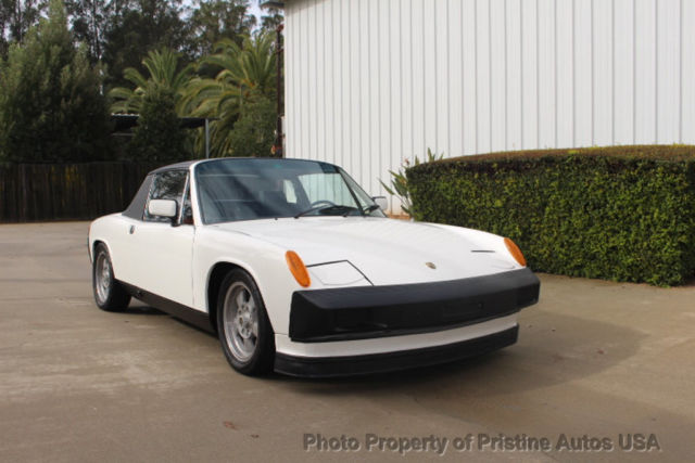 1975 Porsche 914 2 owner car, original miles