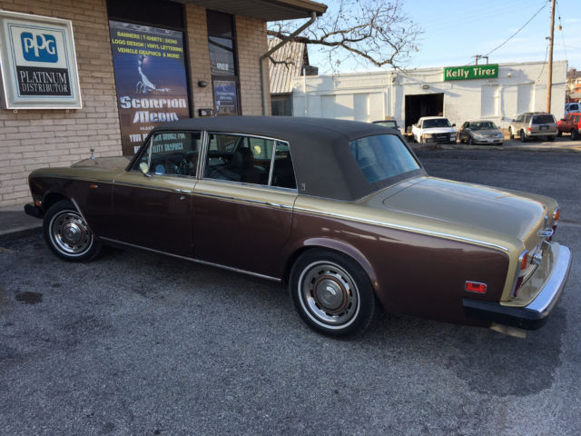 1975 Rolls-Royce Silver Shadow Long Wheel Base Saloon