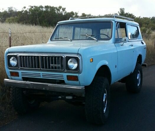 1975 International Harvester Scout XLC
