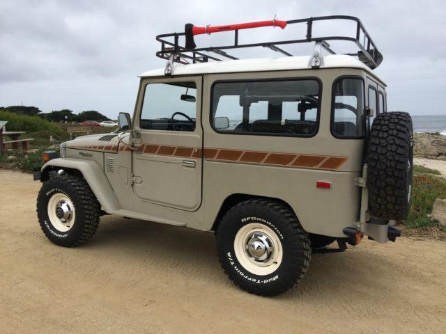Nicest Jeep Wrangler >> 1975 Toyota FJ40 Landcruiser fj 40 land cruiser jeep wrangler land cruiser for sale: photos ...