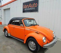 1975 Volkswagen Beetle-New STOCK