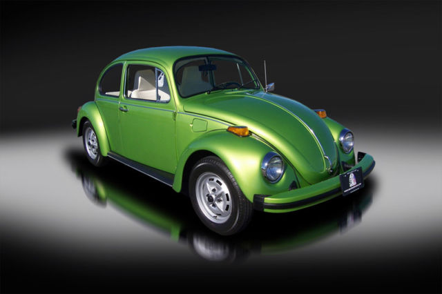 1975 Volkswagen Beetle - Classic Coupe. New Restoration. Sweet. Must Read and See!