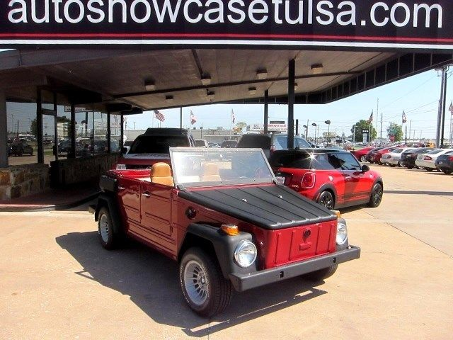 1975 Volkswagen Thing Acapulco