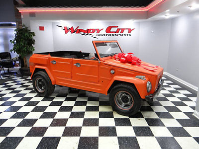 1975 Volkswagen Thing