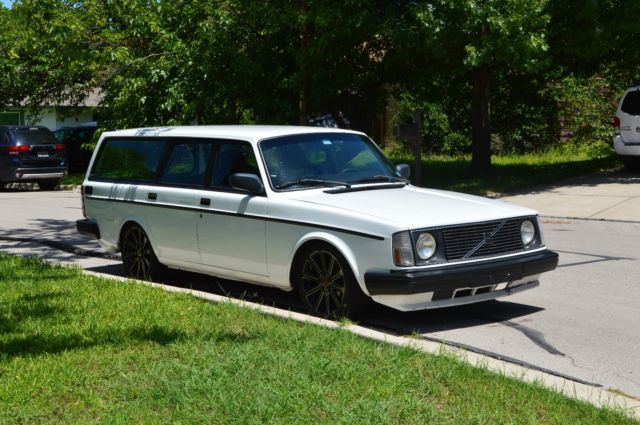 1975 Volvo 240 Turbo Wagon Daily Driver Completely Rebuilt For