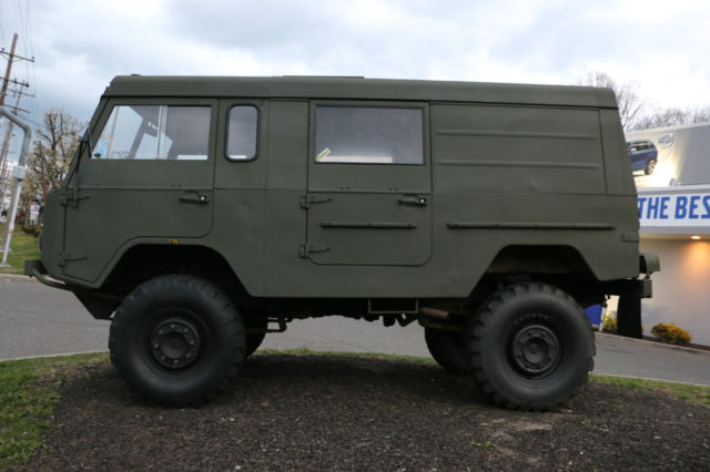1975 Volvo C303 / TGB11 For Sale~RARE~Military Vehicle~4x4~Seats 7~RARE TRUCK! for sale: photos ...