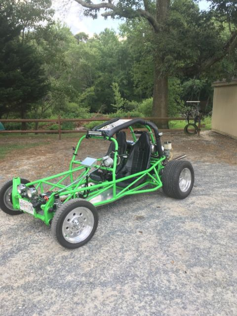 1975 vw bug/beetle sand rail street legal dune buggy for sale