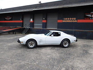 1975 Chevrolet Corvette BARN FIND