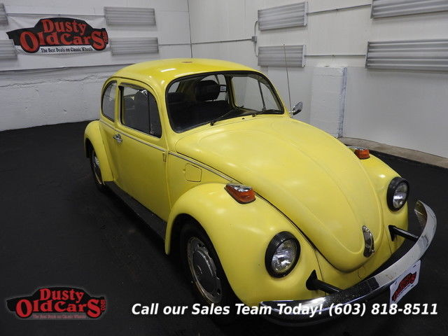 1975 Volkswagen Beetle - Classic Runs Drives Body Inter VGood 1.6L 4 spd manual