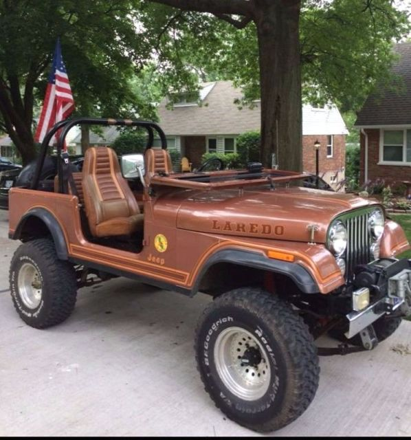 1976 Jeep CJ Laredo