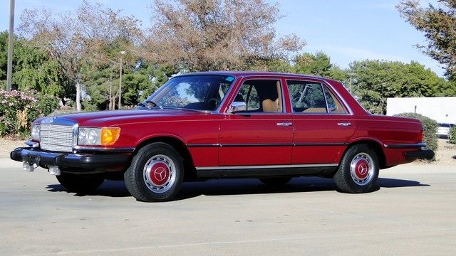 1976 Mercedes-Benz S-Class FREE SHIPPING WITH BUY IT NOW!
