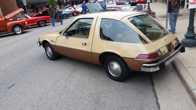 All American Motors >> 1976 Amc Pacer Coupe 2 Door Compact By American Motors