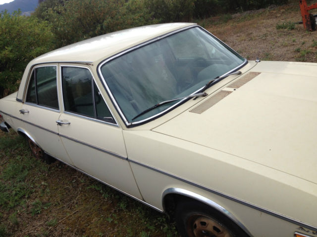 1976 Audi 100 ls ( Non Running ) for sale: photos ...