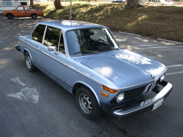 1976 BMW 2002 Nice 5 speed California Car