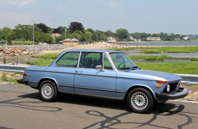 1976 Bmw 2002 Tii Clone Excellent Driver Quality Car No Issues
