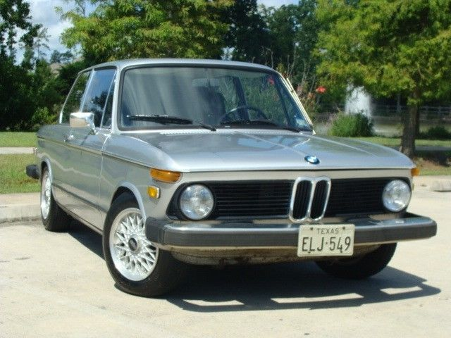 1976 Bmw 2002 Tii Clone Working A C Sunroof For Sale Photos