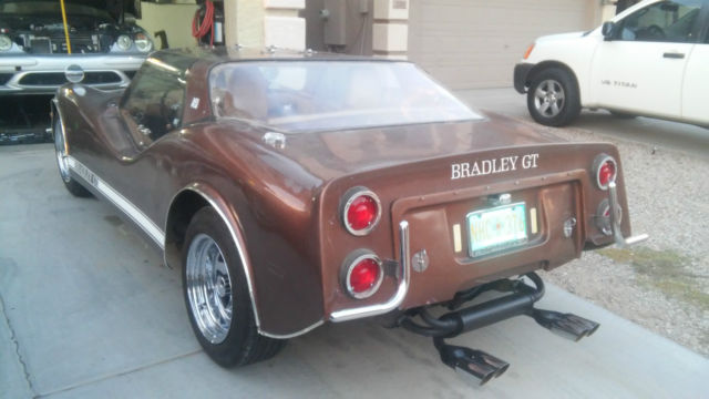 1976 Bradley GT on a 1969 Volkswagen Beetle chassis Great shape Original for sale: photos ...