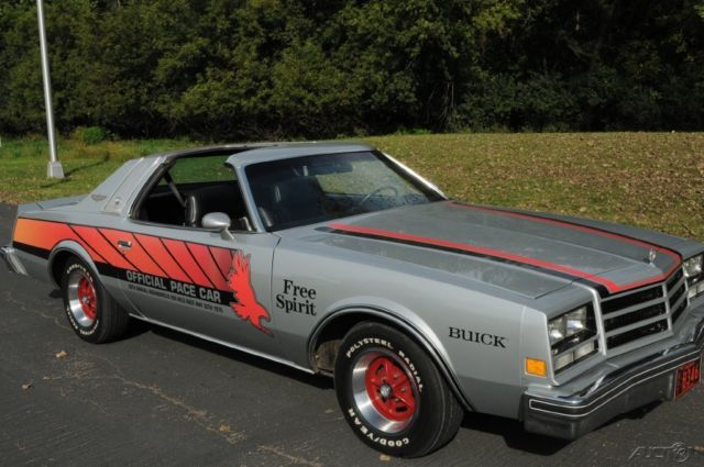 1976 Buick Century 1976 Buick Century Free Spirit Pace Car ONE OWNER