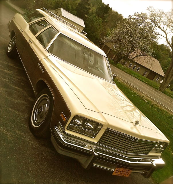 1976 Buick Estate Wagon