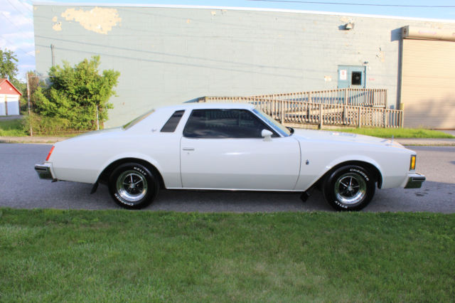1976 buick regal  41k miles  350  auto  nice car   for