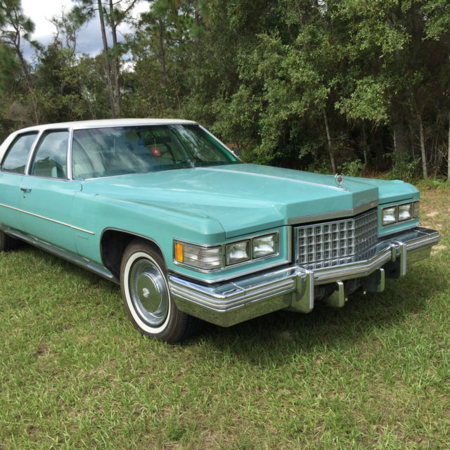 1976 cadillac fleetwood for sale photos technical specifications. Cars Review. Best American Auto & Cars Review