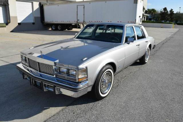1976 Cadillac Seville 19 000 Miles Excellent Condition For Sale