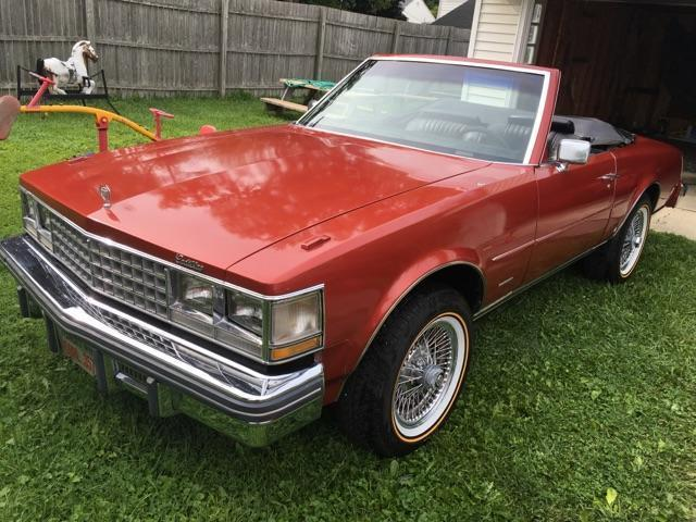 1976 Cadillac Seville Milan Very Rare Runs Excellent No