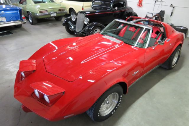 1976 Chevrolet Corvette stingray L82