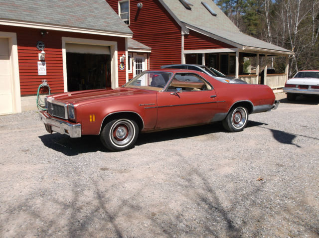 1976 Chevrolet Other Pickups El Camino