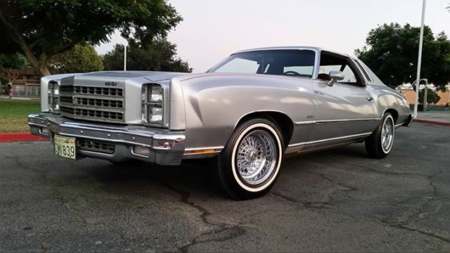 1976 chevrolet monte carlo 1 owner 1976 1978 1979 1980 buick regal lowrider for sale photos