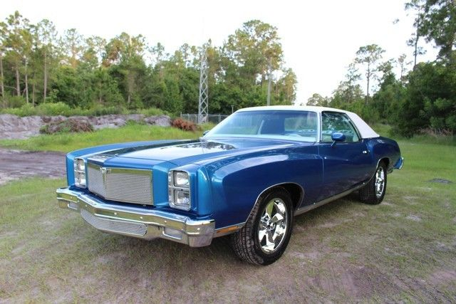 1976 Chevrolet Monte Carlo Custom Resto Mod Hot Rod Call Me Now Don't Miss It