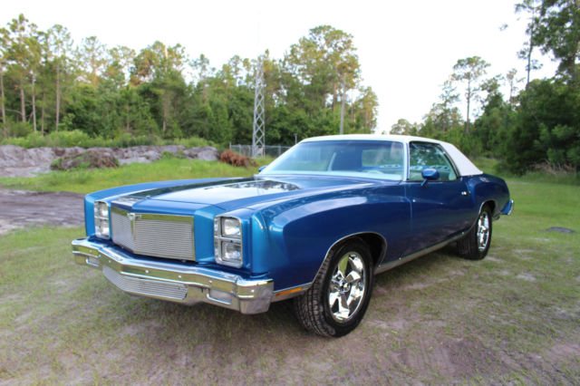 1976 Chevrolet Monte Carlo Coupe (Video Inside) 77+ Pics FREE SHIPPING