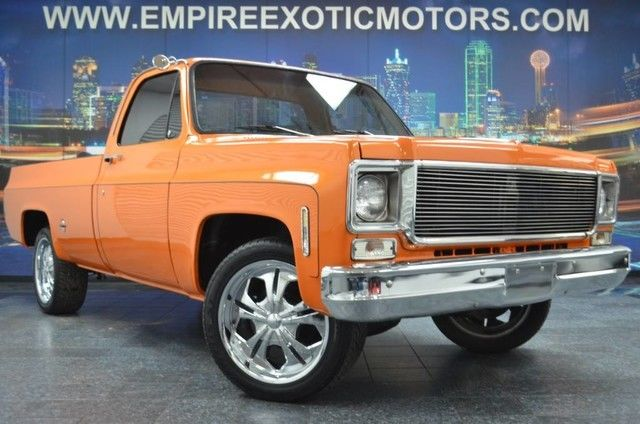 1976 Chevrolet C/K Pickup 1500 Pick Up